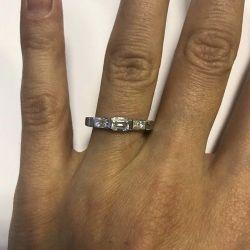 Δαχτυλίδι πλατίνα