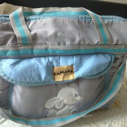 Bag for baby clothes