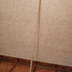 Mop wooden new