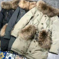 Jachete de iarnă