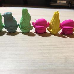 Trolls Erasers parça başına fiyat