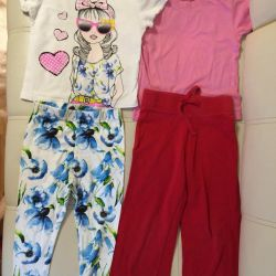Summer clothes for girls 2 years old