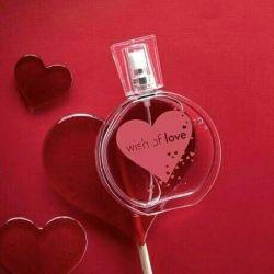 Toilet water Avon Wish of Love, 50 ml.
