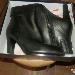Kışlık botlar Tervolina, yeni