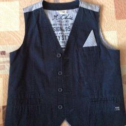 Vest 10 years