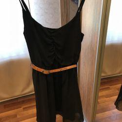 Rochie neagră vară 42-44