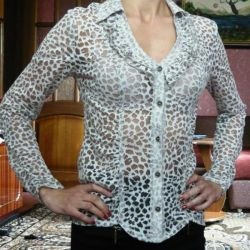 New blouse r. 44