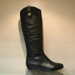 109. Autumn boots, leather p.36.37, new