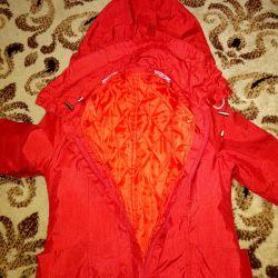 Raincoat 5-6 years