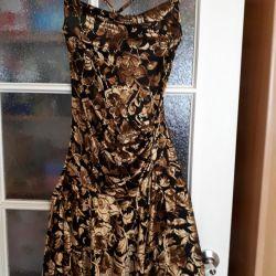 Платье на выпускной (свадьбу) СРОЧНО