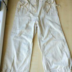Pants breeches