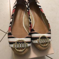 Μπαλέτο παπούτσια Alba ιδανικά