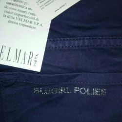 Pantaloni noi Blugirl Folies Blumarine.??Italia 27