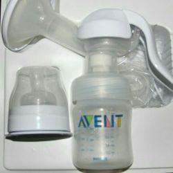 Breast pump