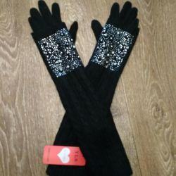 НОВІ подовжені рукавички !!!
