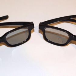 3-D γυαλιά 2 ζεύγη