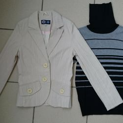 Jacket p 146 + jacket as a gift