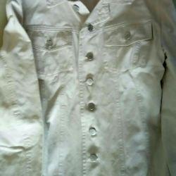 Jachetă denim. S-M