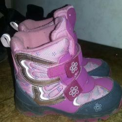 Selling quality light and warm thermal boots