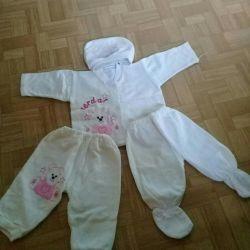 Kit for newborns