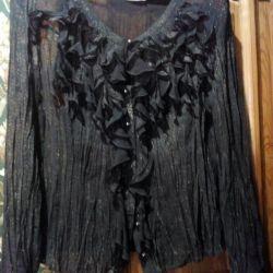 New blouse (Poland), 46-48r.