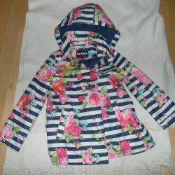 Raincoat stylish spring-autumn4-6 years (115)