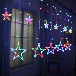 Гирлянда зановес звезды