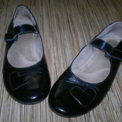 Ayakkabı hakiki deri 35