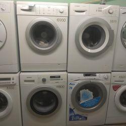 Πλυντήριο ρούχων Bosch