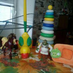 Pachetul de jucării