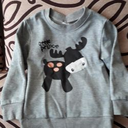 Children's sweatshirt
