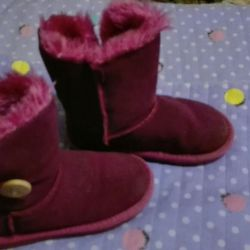 Uggs from natural suede !!! 27 rr.