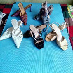 Обувь 9 пар (пакет)