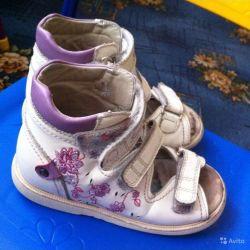 Ортопедические сандалии 27 размер