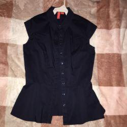 Sleeveless shirt size XS free