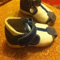 Детские ботинки prosperine