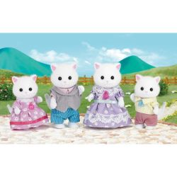 New Sylvanian Families Family Persian Cats