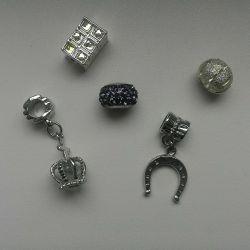 Charms and pendants
