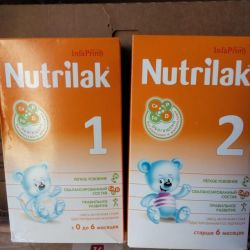 Baby mixes and cereals