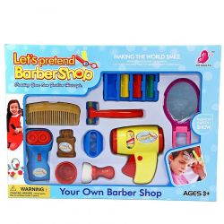 New toy barber set