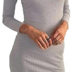 New dress with choker