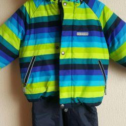 Children's winter suit Kerry 86+ used