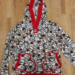 Jachetă din fleece