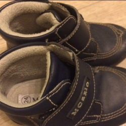 Δερμάτινα μπότες 15 cm στην εσωτερική σόλα p 24