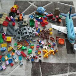 Lego gol