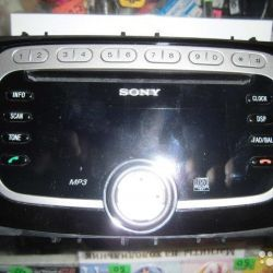 Car receiver sony HCD345AB
