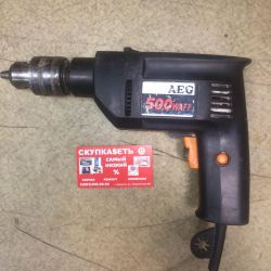 I62 tool drill AEG 500 Watt