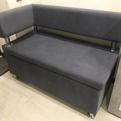 Sofa with new drawer