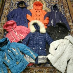 Μπουφάν και σακάκια 40-42-44 χειμώνα για να διαλέξετε