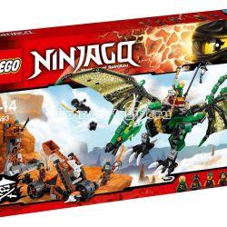 LEGO Ninjago 70593 Green Dragon